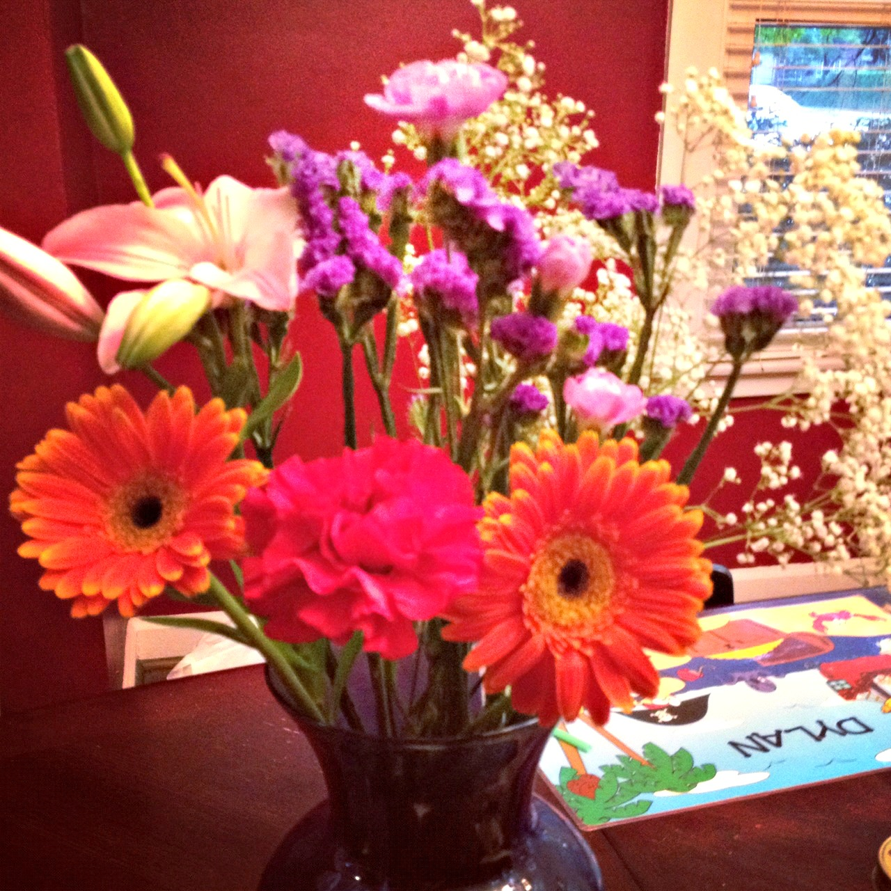 Birthday Bouquet - Angela Amman
