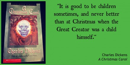 A Christmas Carol Quotes · Charles Dickens Quotes