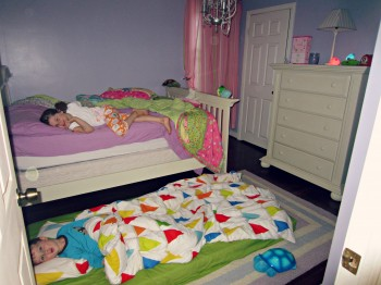 bright, colorful, and sweet... thirty minutes after bedtime