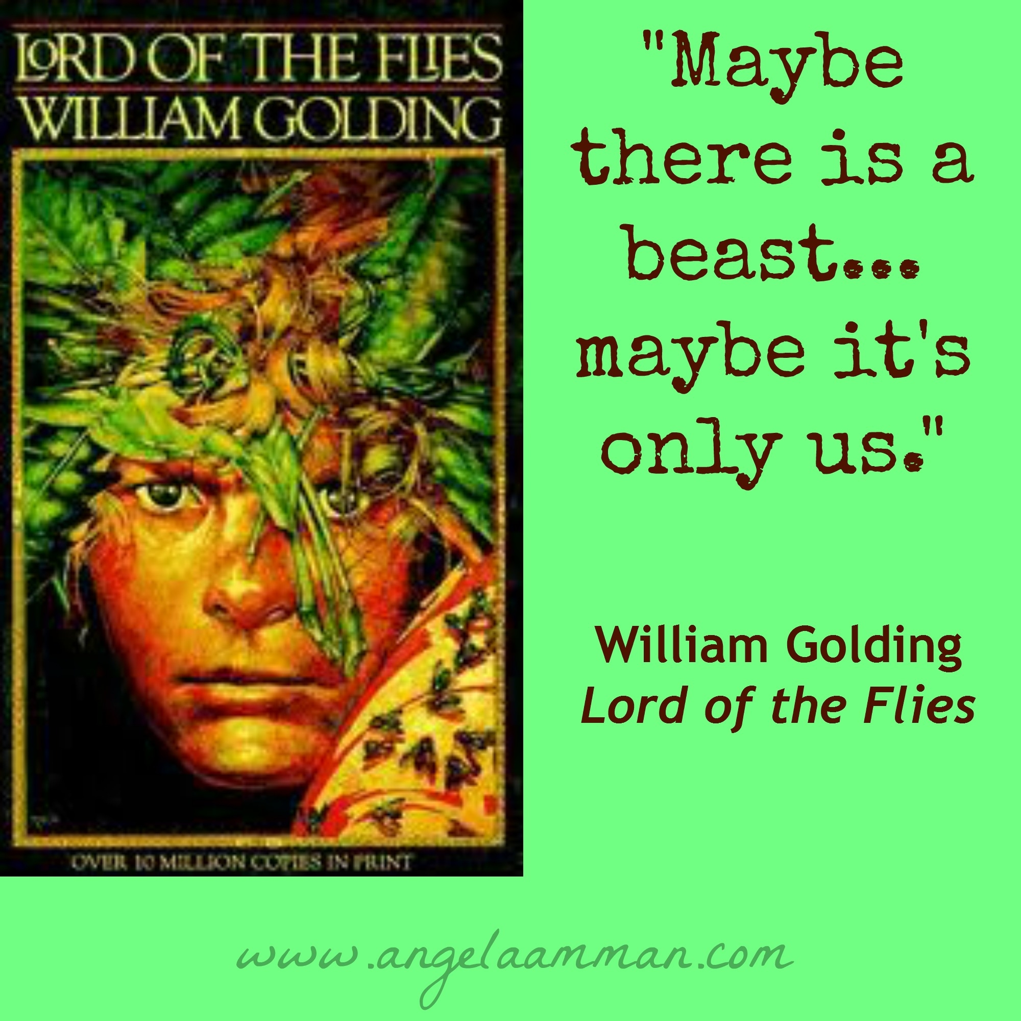 the importance of symbolism in lord of the flies by william golding Lord of the flies by william golding concept/vocabulary analysis lord of the flies explores differences in organizational behavior, peer management, and group interactions important to act civilly and respectfully.