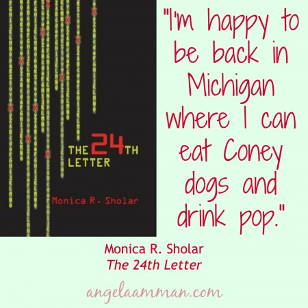 Monica Sholar books